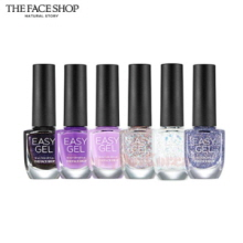 THE FACE SHOP Easy Gel 10ml [Violet Fantasy Collection]